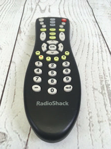 RADIOSHACK 15-302 TV/DVD Remote Control - The Denim House