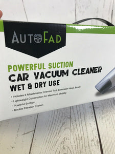 Car Vacuum Cleaner Wet and Dry - The Denim House