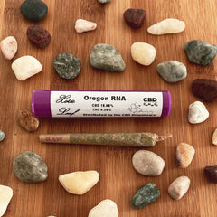 xotic leaf pre roll oregon rna .5g