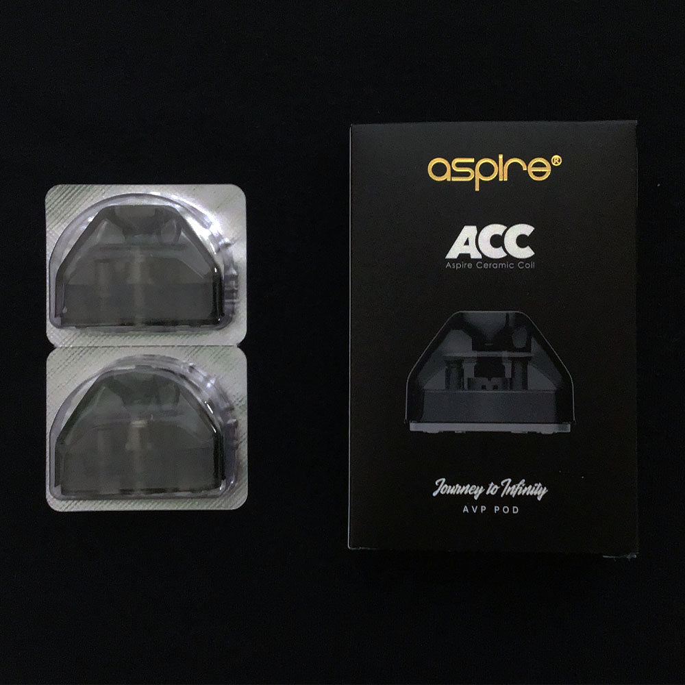 aspire avp pod 2-pack ceramic 1.3ohm