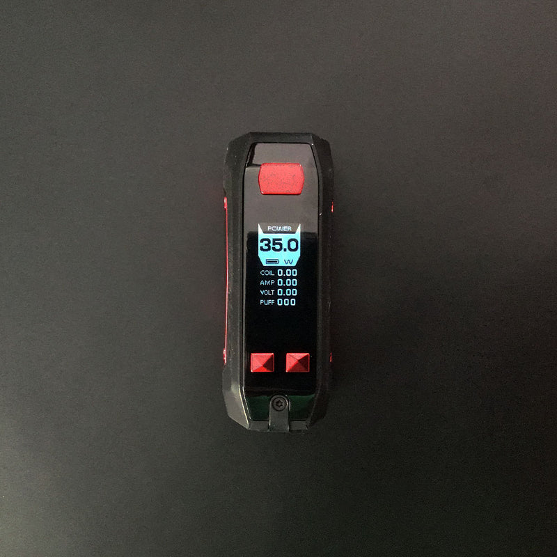 aegis mini mod red front