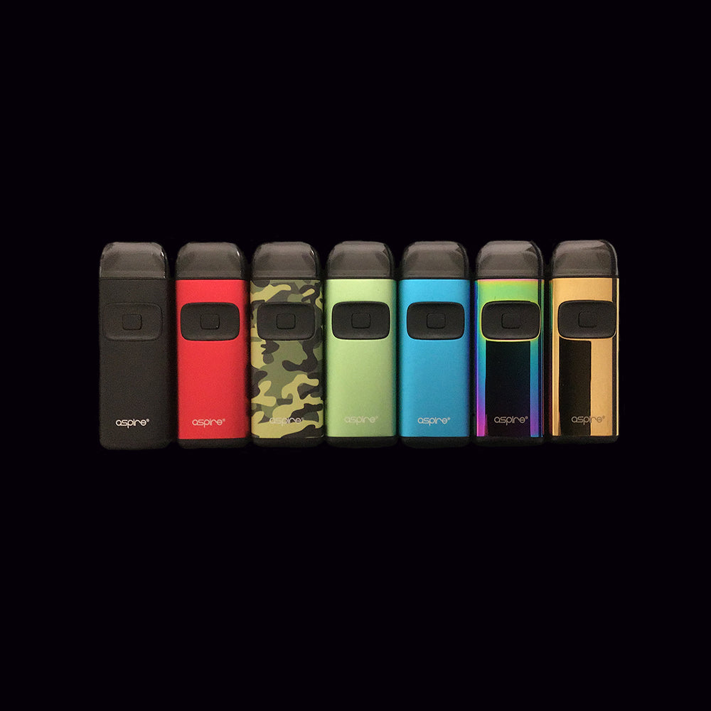 aspire breeze colors