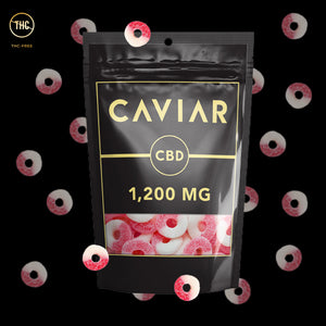 caviar watermelon rings
