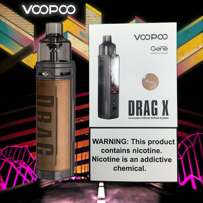Drag X Kit | VooPoo