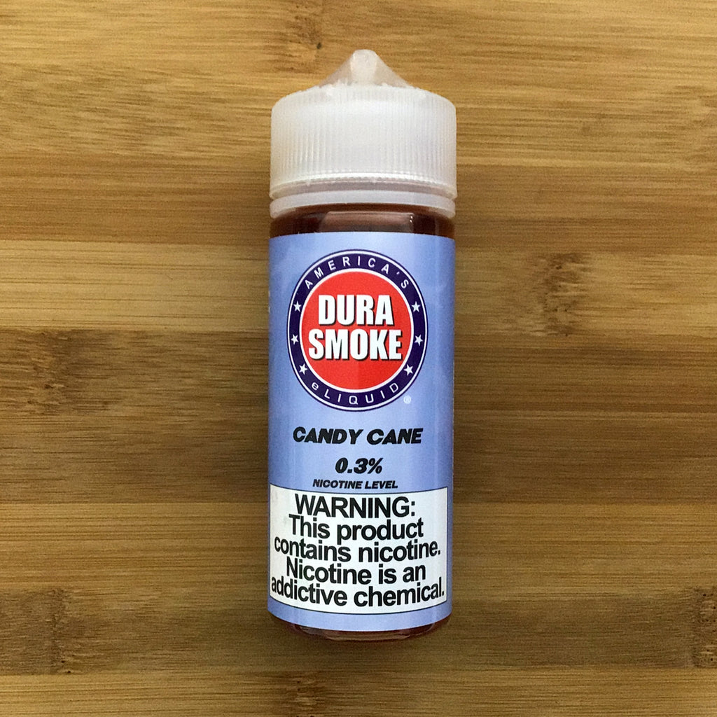 Candy Cane eliquid by durasmoke 3mg