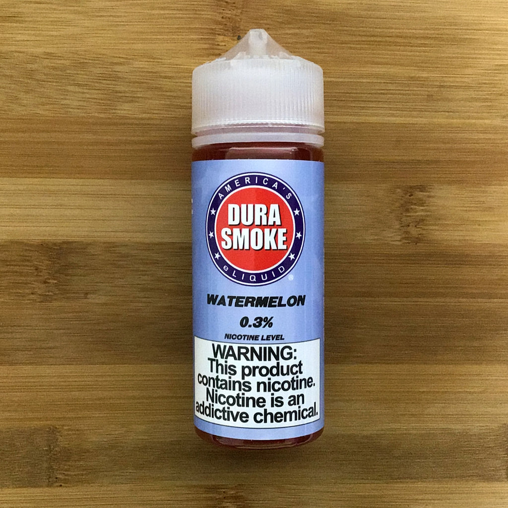watermelon eliquid durasmoke 120ml 3mg