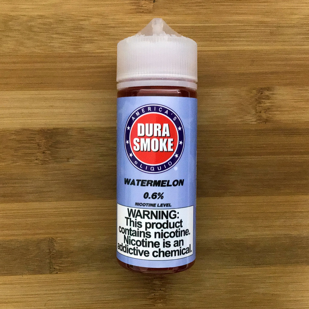 watermelon eliquid durasmoke 120ml 6mg