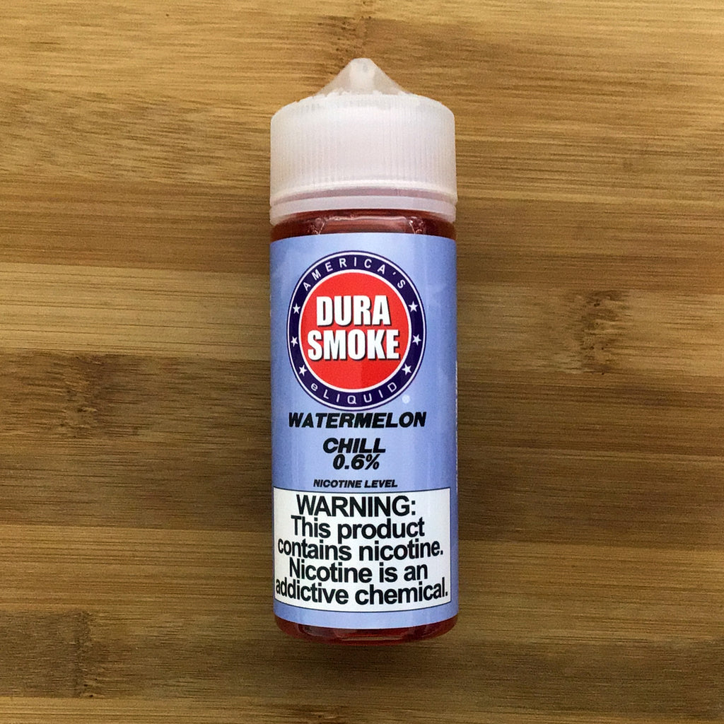 watermelon chill eliquid durasmoke 6mg