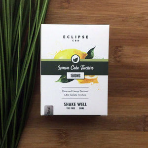 Eclipse CBD lemon cake tincture 1500mg
