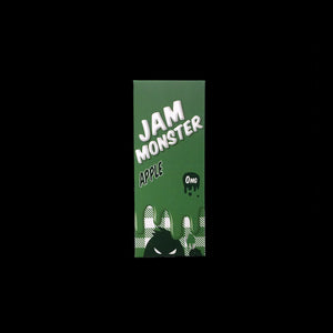 jam monster 100ml eliquid Apple 0mg box