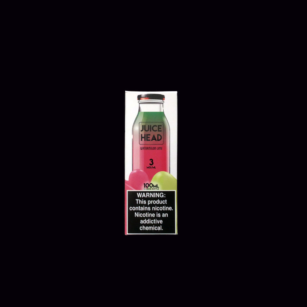 juice head watermelon lime 3mg