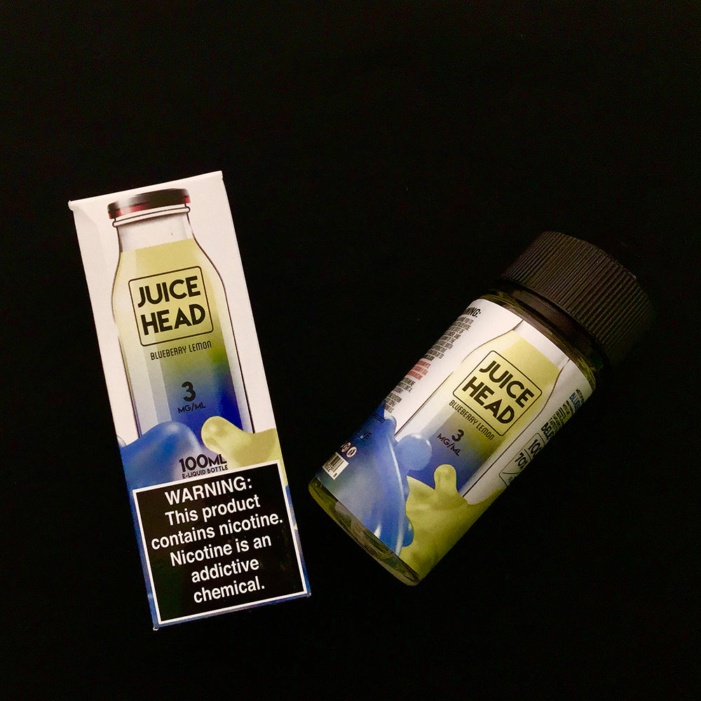 Juice head blueberry lemon 100ml 3mg