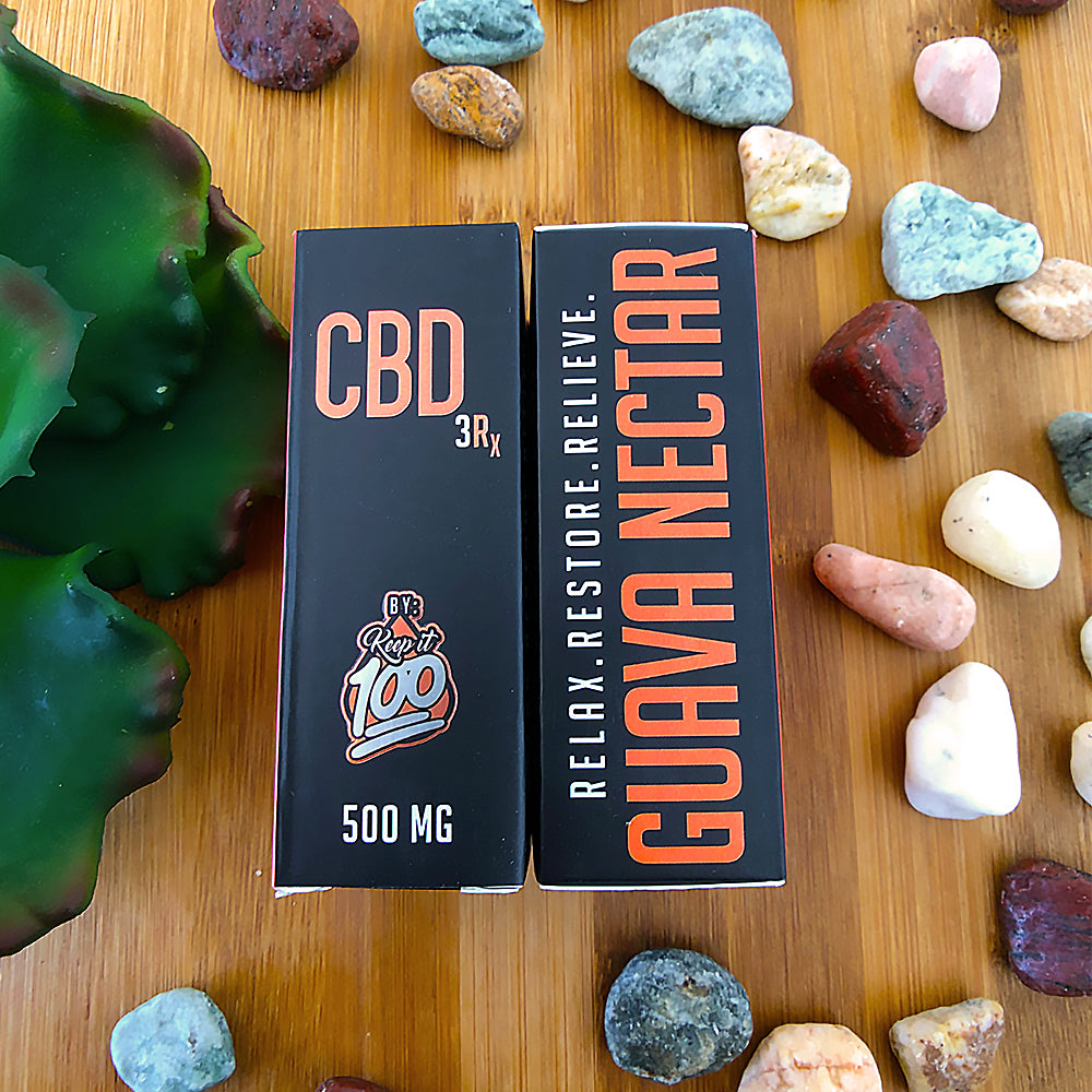 Keep it 100 cbd vape guava nectar 500mg