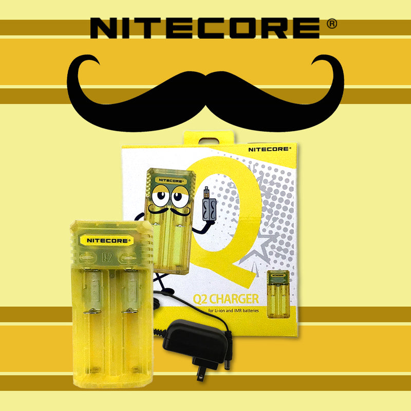 Nitecore | Q2 Battery Charger