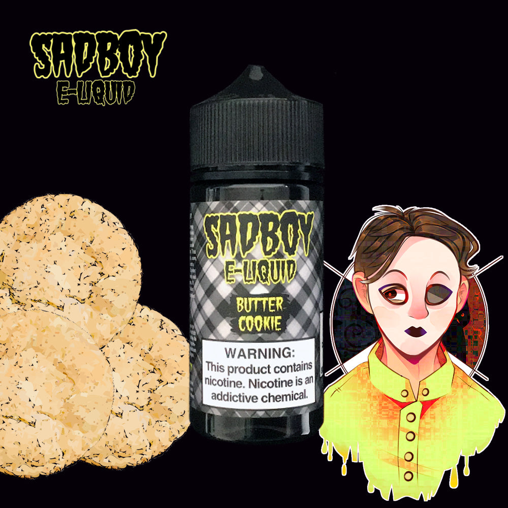 Butter Cookie sad boy 100ml 00