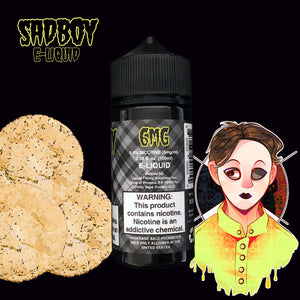 butter cookie Sad Boy 100ml 06