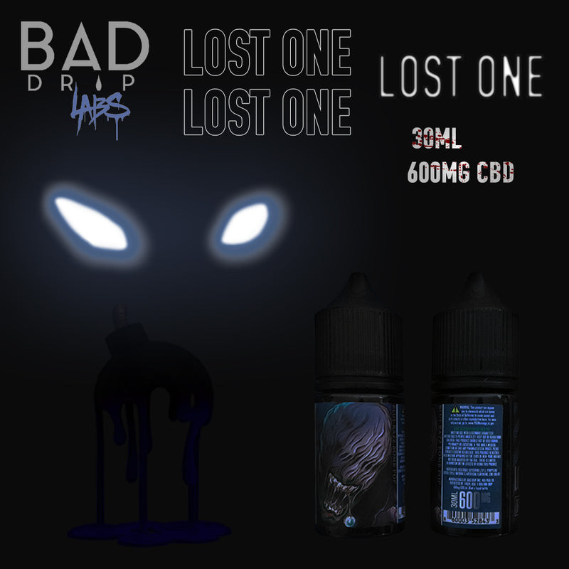 Bad Drip CBD Vape the lost one