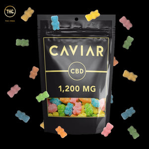 caviar neon bears 1200mg