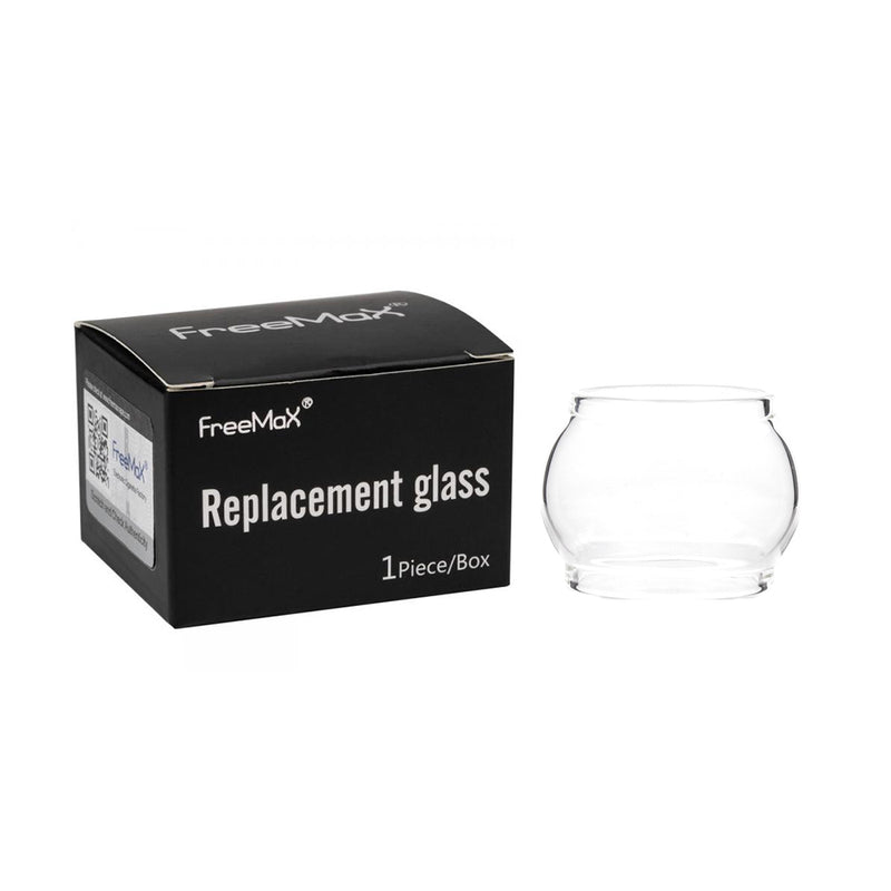 FreeMax mesh pro replacement bubble glass 6ML capacity.