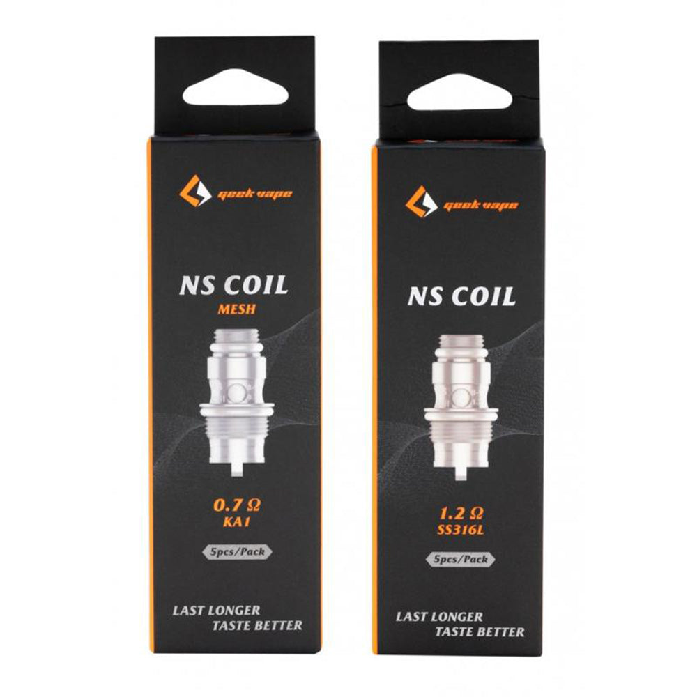 GeekVape frenzy NS coil 5-pack