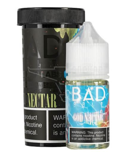 god nectar eliquid bad drip