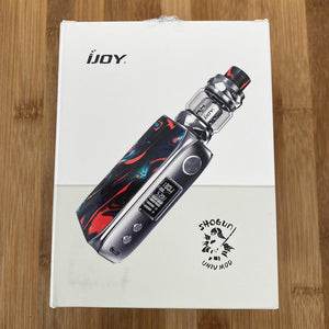 ijoy shogun univ 180w kit copper hellfire box