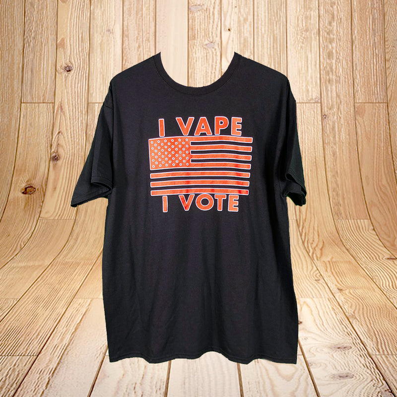 I Vape I Vote T-Shirt.