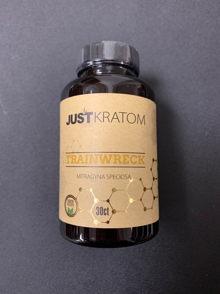 Just Kratom Trainwreck 30ct