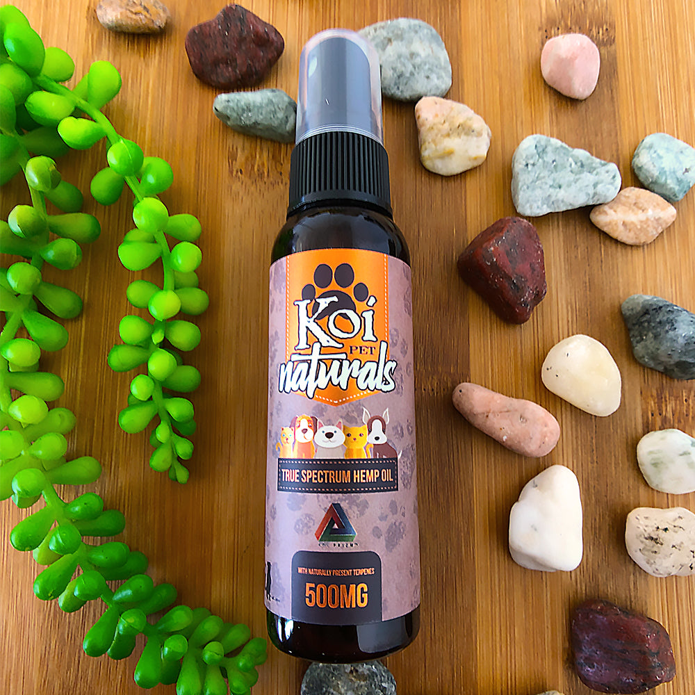 Koi Pet Spray 500mg 60ml