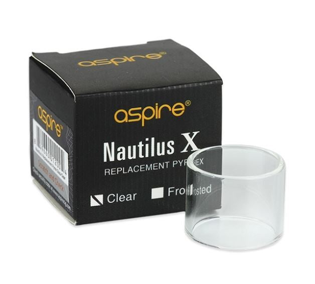 Aspire Nautilus X replacement glass