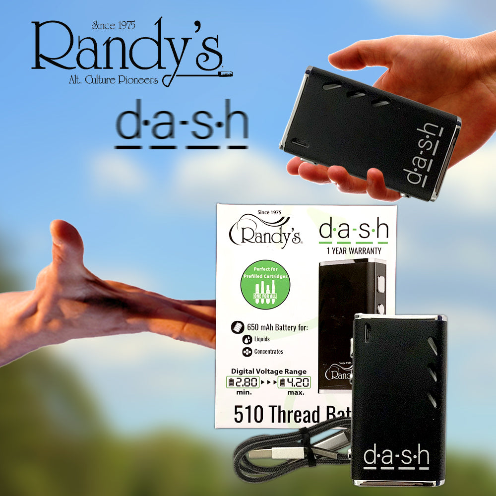 Randy's dash variable voltage battery