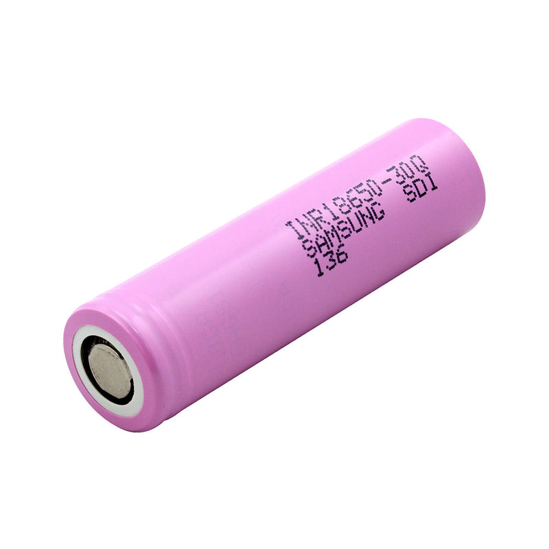 Samsung 30Q 18650 Battery.