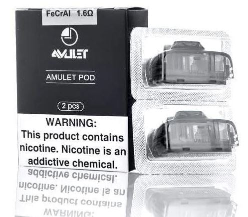 Amulet replacement pod 2 pack by uwell