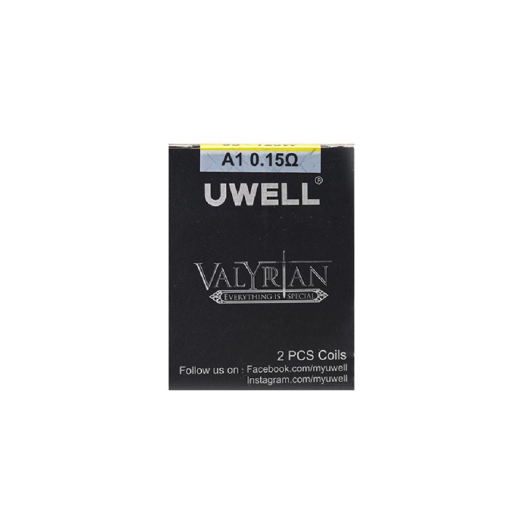 Uwell Valyrian Coils.