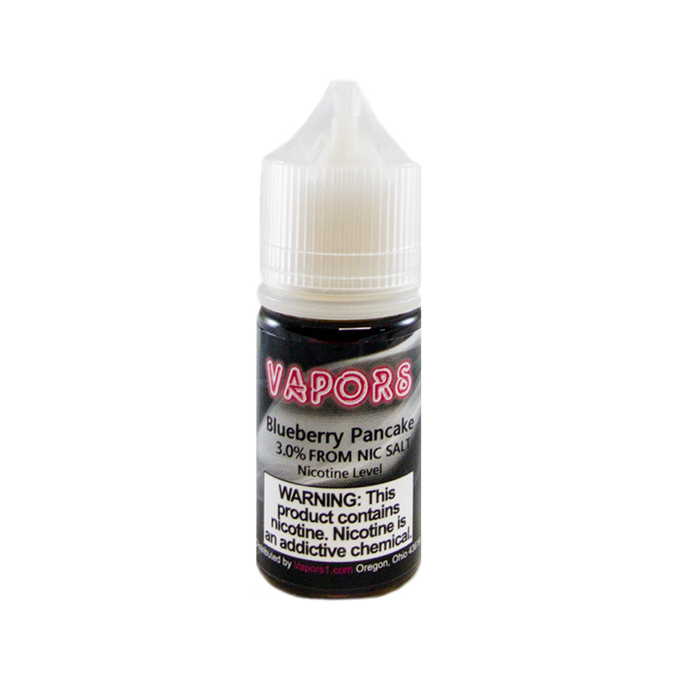 Blueberry pancake nicotine salt 30ml