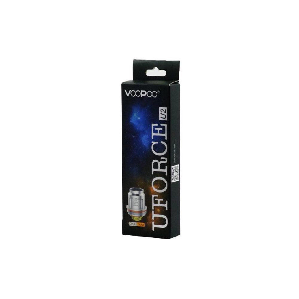 VooPoo Uforce Coils 5 Pack Box.
