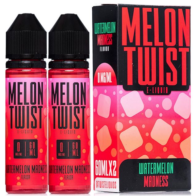 Watermelon Madness (Single) 60ML | Twist