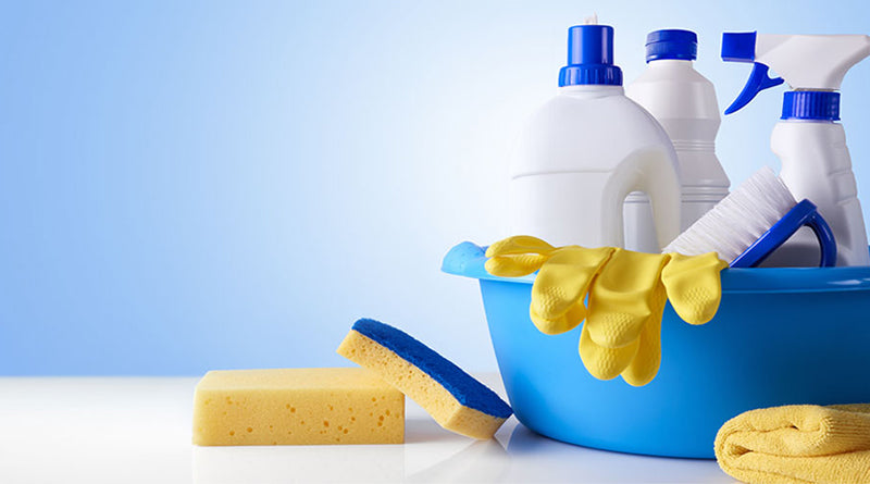Tips on Finding Environmentally Friendly Cleaning Supplies in Houston TX