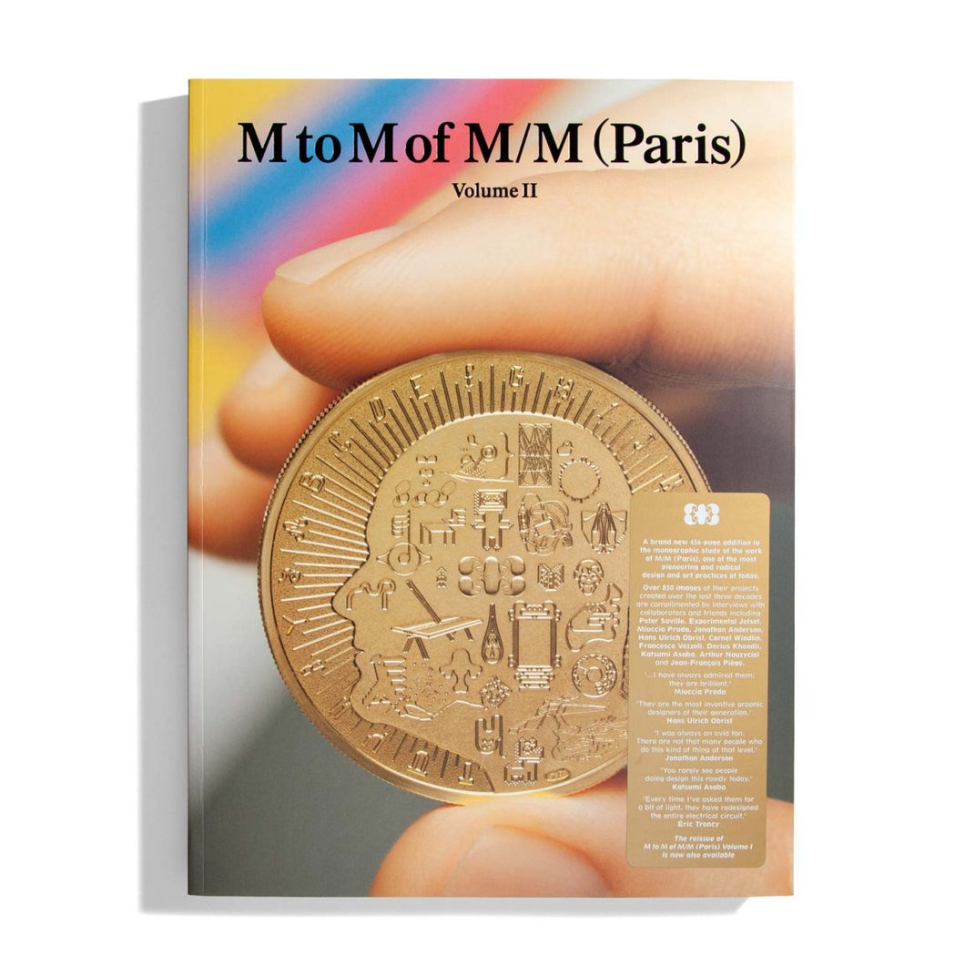 M to M of M/M (Paris) Vol. 2