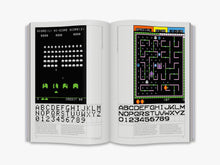Load image into Gallery viewer, Arcade Game Typography. The Art of Pixel Type