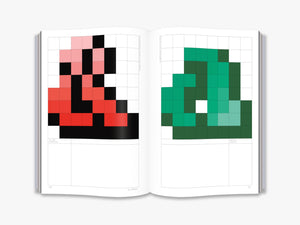 Arcade Game Typography. The Art of Pixel Type