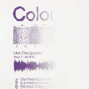 Tee 'Colour=Sound'