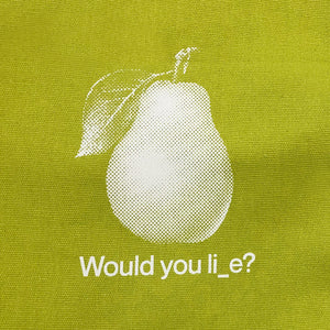 Tote Bag 'Would you li_e?'