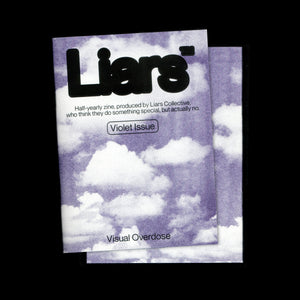 """LIARS"" Zine. Viotel issue"