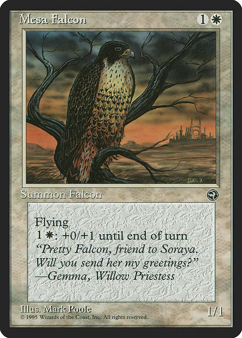 Mesa Falcon [Homelands] | Emerald Dragon Games