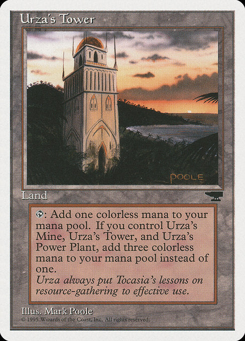 Urza's Tower [Chronicles] | Emerald Dragon Games