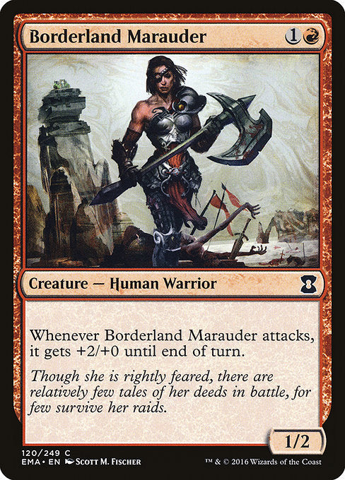 Borderland Marauder [Eternal Masters]