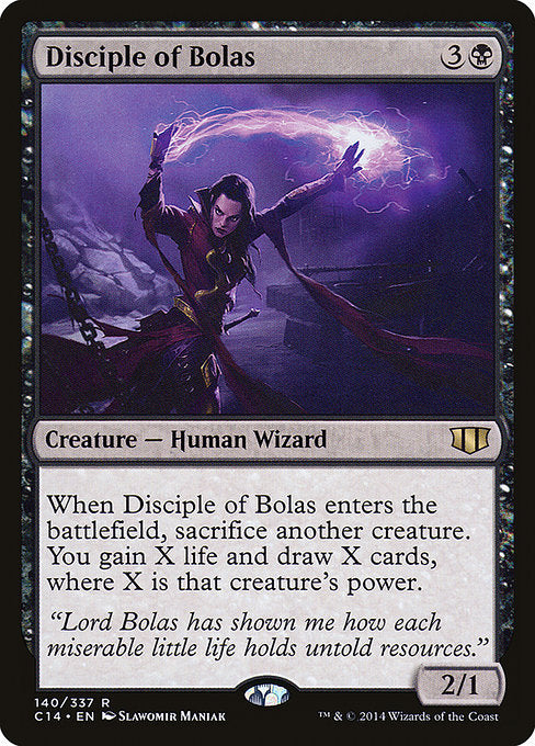 Disciple of Bolas [Commander 2014] | Emerald Dragon Games