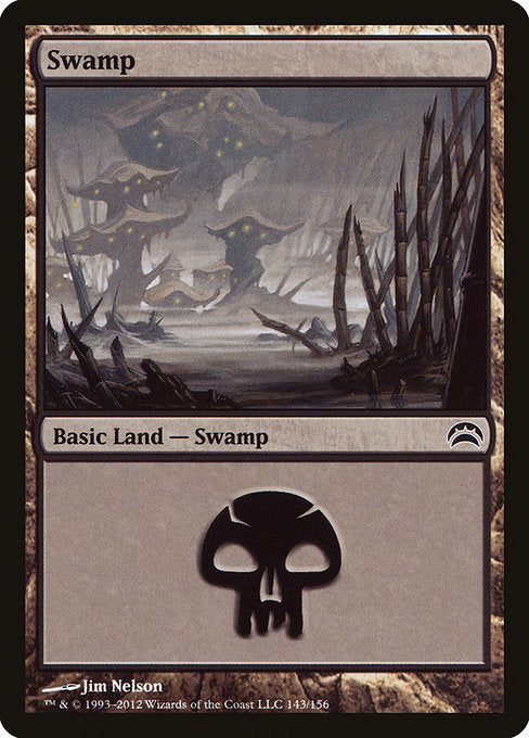 Swamp [Planechase 2012] | Emerald Dragon Games