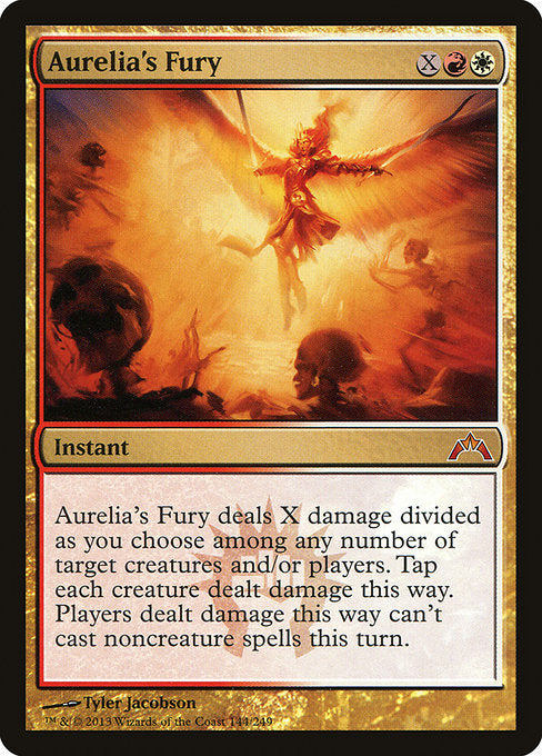 Aurelia's Fury [Gatecrash]